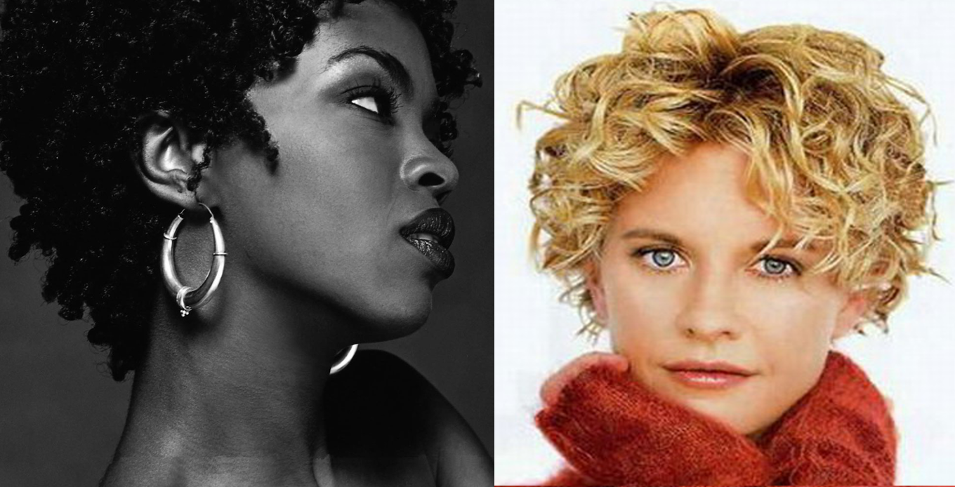 Lauryn Hill & Meg Ryan