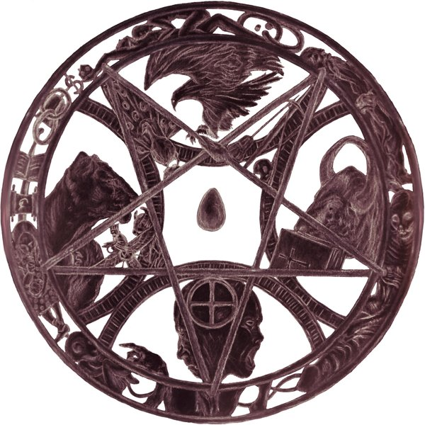 Orphic Pentacle